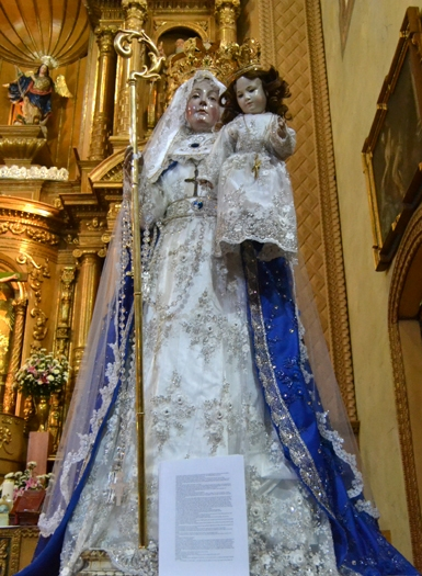 Petitions Delivered at the Feet of Our Lady of Good Success in Quito