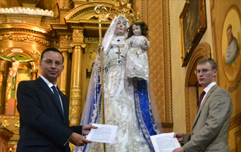 Petitions Delivered at the Feet of Our Lady of Good Success