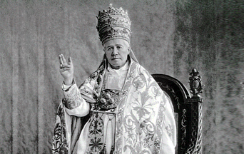 Pope Saint Pius X