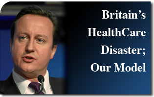 Britain's HealthCare Disaster; Our Model