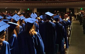 Message to Graduates in 2018: Graduate