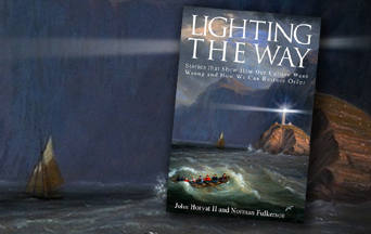 New Book 'Lighting the Way' Gives Hope