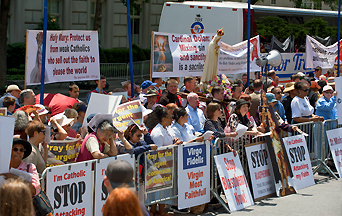 "Reparation Crusade in Manhattan: ""Much More Than I Expected!"""