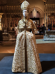 The Met's 'Heavenly Bodies' Exhibition and the Catholic Church: An Impossible Coexistence