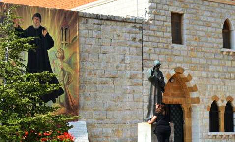 A Miraculous Visit From Saint Charbel