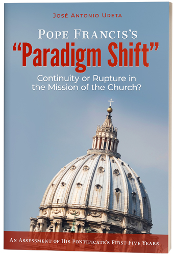 "TFP Books - Pope Francis's ""Paradigm Shift"": Continuity or Rupture in the Mission of the Church? An Assessment of His Pontificate's First Five Years"