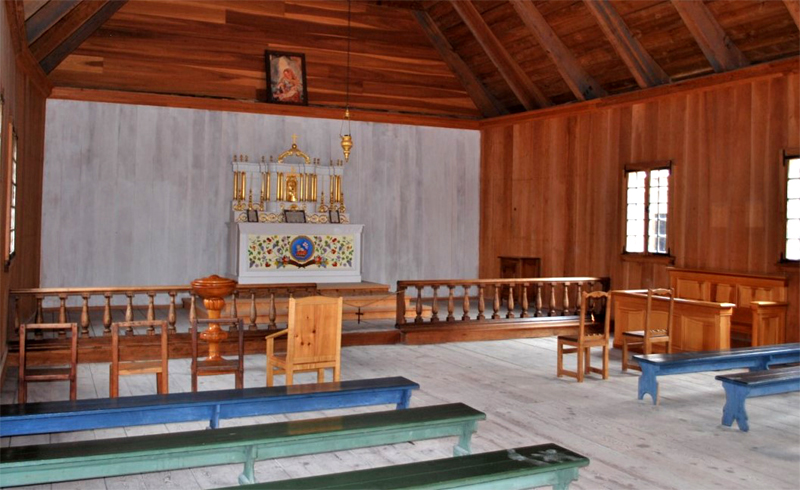 A Rare View of Frontier Catholicism in America