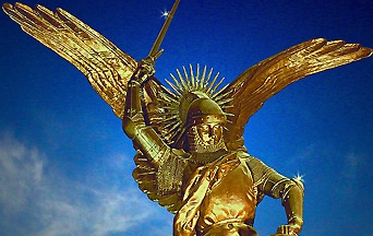 This Is How Saint Michael Cast Out Satan From Robbie Mannheim