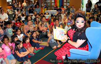 How Drag Queen Events Prepare Children for Satanism