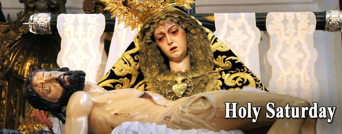 Why Saturday Is Dedicated to Our Lady