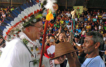 Is the Amazon Synod Going to Lead Us to Eco-Socialism?