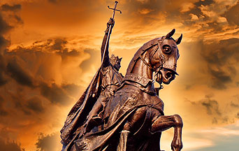 Saint Louis IX Was Both a Man of Peace and a Warrior