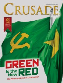 Green Is the New Red: The Metamorphosis of Communism
