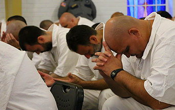 How Adoration and Retreats Are Transforming Prisoners