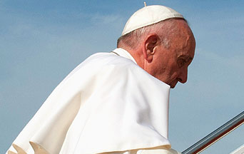 "Pope Francis: ""It's an Honor That the Americans Attack Me"""