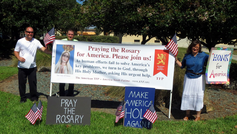 2019 Public Square Rosary Rally