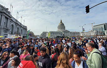 How the Walk for Life Breaks the Revolutionary Consensus in San Francisco