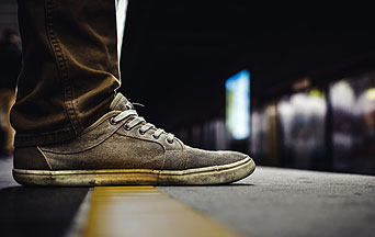 Why Pre-Ripped Jeans and Dirtied Sneakers Are Cause for Distress