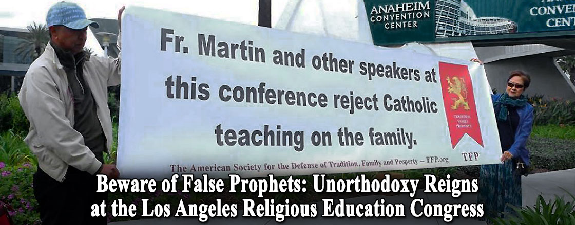 Beware of False Prophets: Unorthodoxy Reigns at the Los Angeles Religious Education Congress