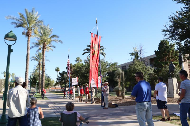 Storming Heaven with Prayer in Phoenix, Arizona