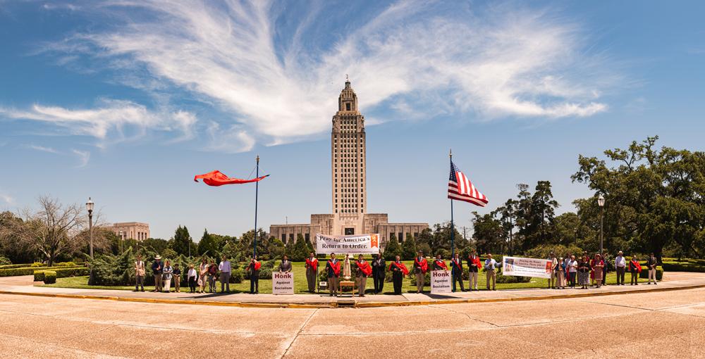 Nationwide Prayer Tour Sweeps Through Baton Rouge