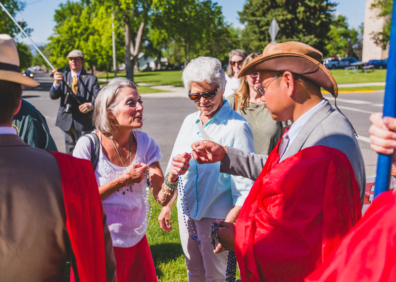 The Queen of Heaven Brings Hope to Catholics in Montana