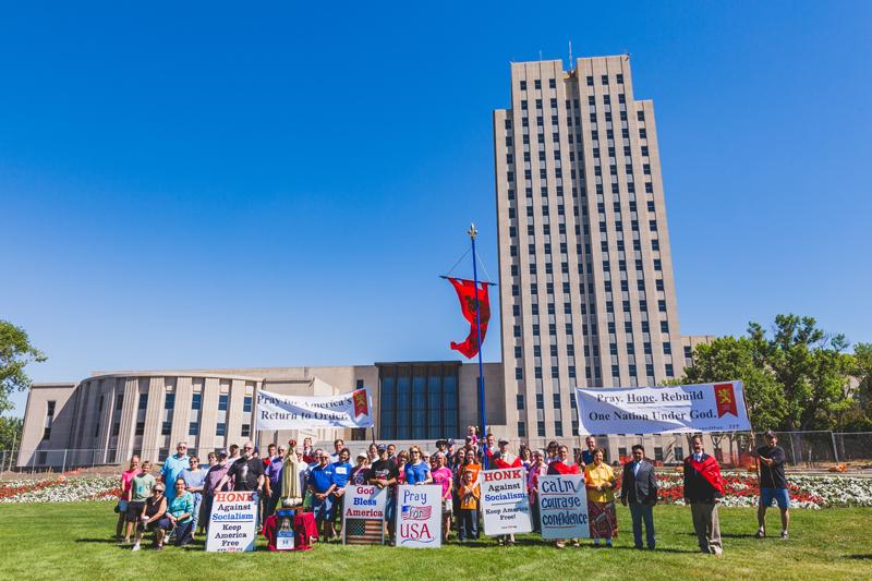 North Dakota Catholics Regain Courage and Hope at Bismarck Rally