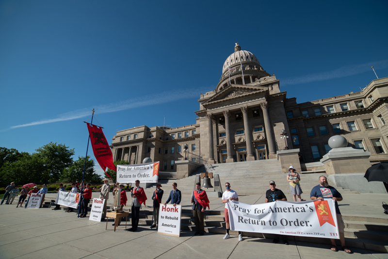 """Catholics """"Can't Get Enough of the Rosary"""" in Idaho Rally"""