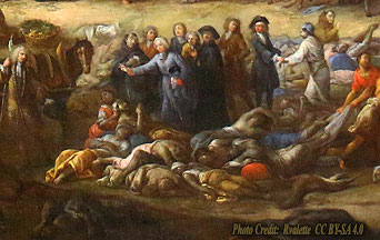 The Great Plague of Marseille (1720): A Lesson in Faith and Confidence in the Sacred Heart of Jesus
