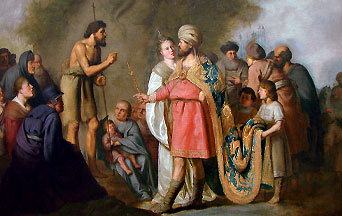 Why Saint John the Baptist Is a Model for Those Who Have the Courage to Say No